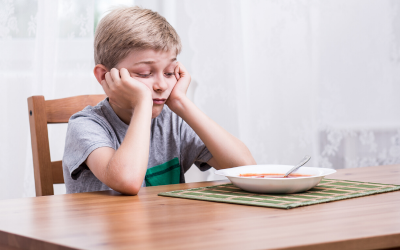 Common Momma Problem: My Child is a Picky Eater!