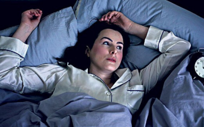 5 Facts About Stress That'll Keep You Up at Night