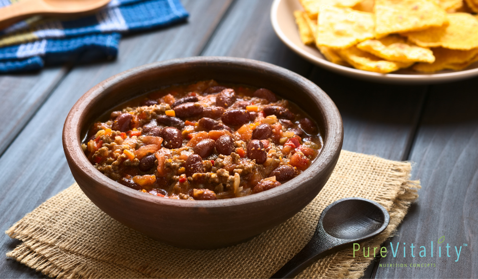 Beef and Beans Chilli